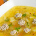 Най-вкусната супа топчета