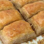 Баклава с турски кори