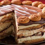 Бишкотена торта тирамису