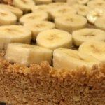 Бисквитена торта с банани и нишесте