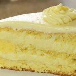 Бисквитена торта с крем