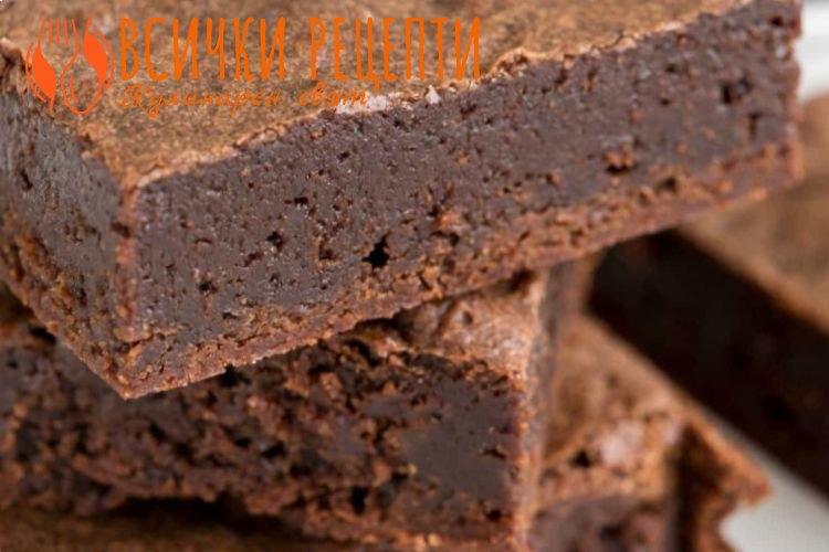 Брауни без брашно
