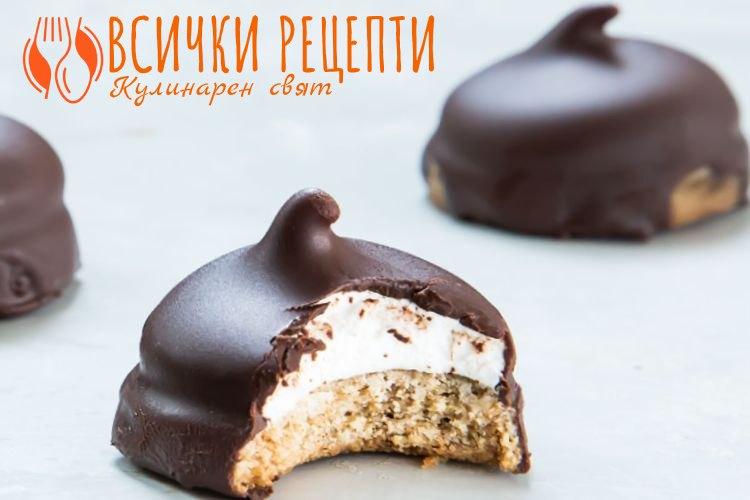 Домашни бонбони с бисквити