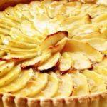 Френски сладкиш с ябълки