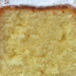 Икономичен кекс с прясно мляко
