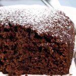 Кекс без брашно и захар