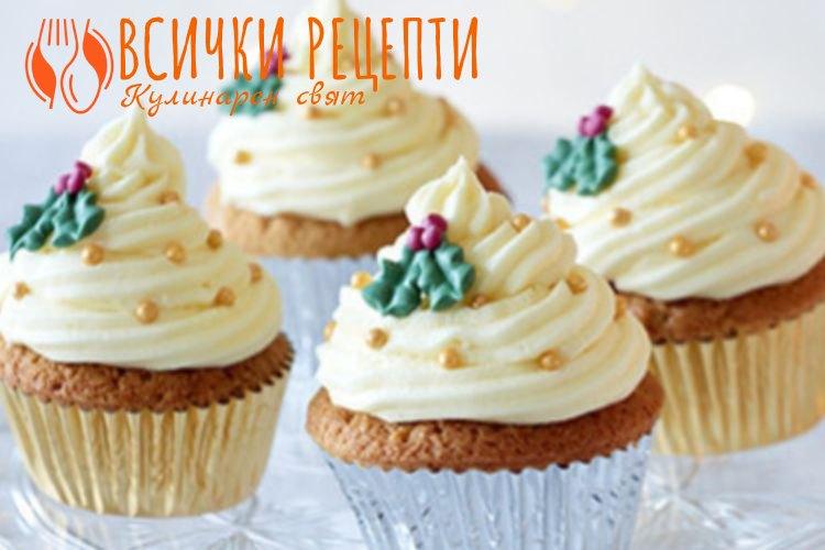 Коледни мъфини