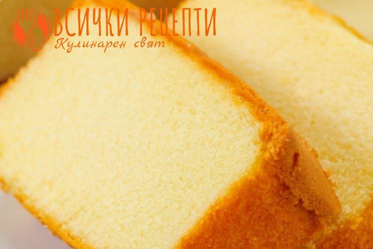 Обикновен кекс