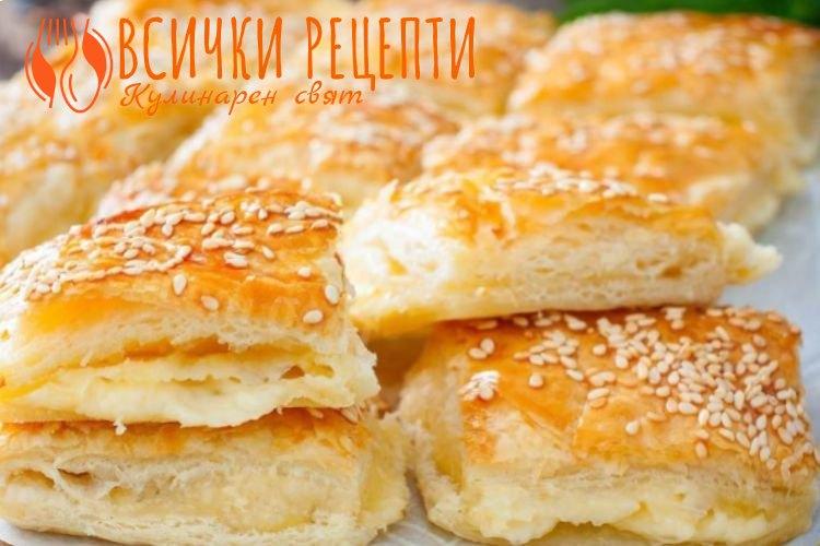 Солен кекс със сирене