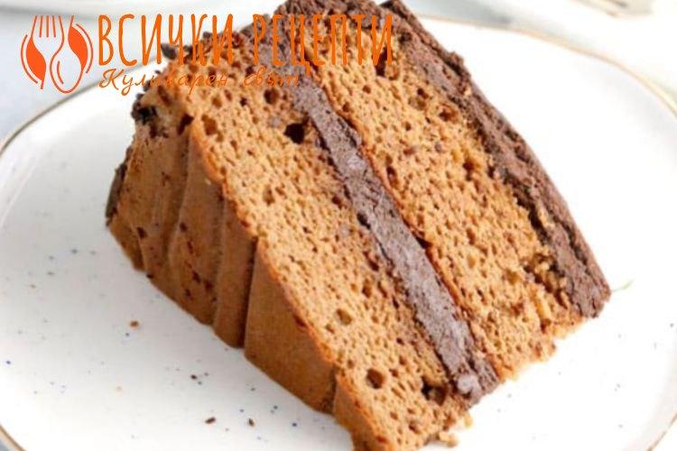 Торта без захар