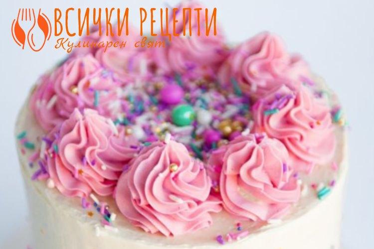 Украса за торта