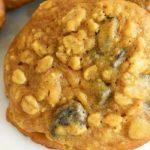 Бисквити с тиква и овесени ядки
