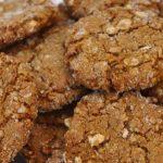 Бисквити с овесени трици