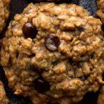 Бисквити с овесени ядки и шоколад