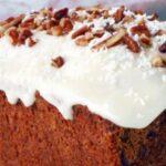 Бяла глазура за кекс
