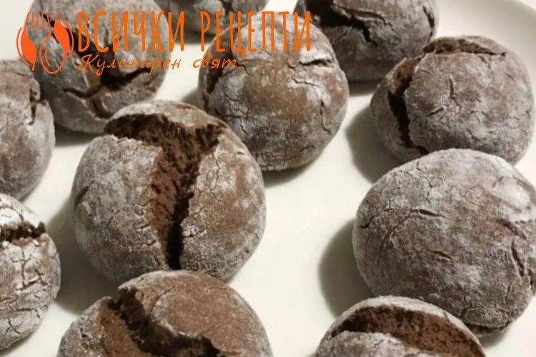 Домашни сладки с шоколад