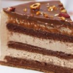 Италианска торта с Маскарпоне и шоколад