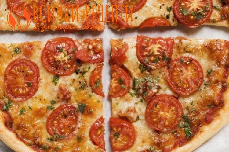Как се прави пица Маргарита
