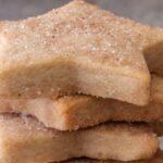Коледни бисквити с канела