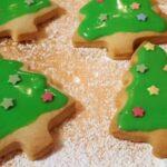 Коледни сладки елхички