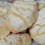Коледни сладки с бадемово брашно