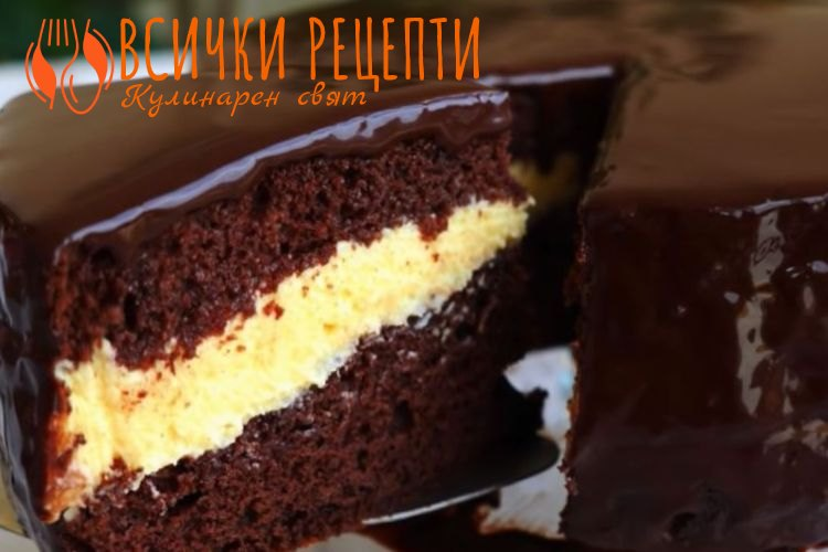 Крем за шоколадова торта