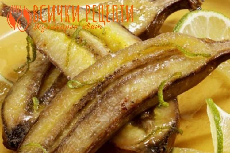 Лесен десерт с банани