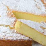 Лесен десерт с прясно мляко