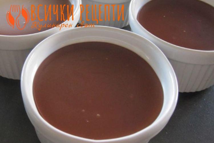 Лесен шоколадов десерт