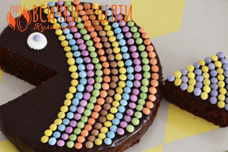 Лесна детска торта