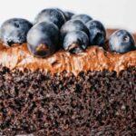Лесна веган торта