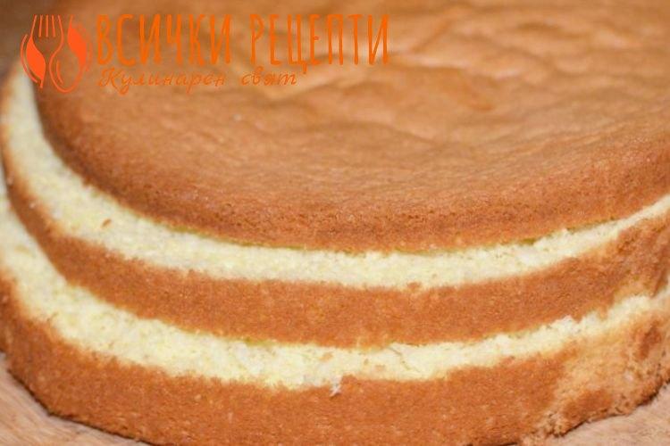 Лесни блатове за торта