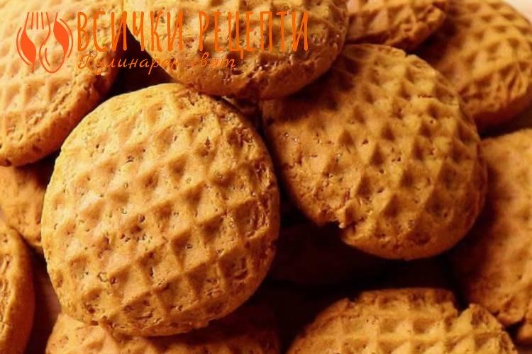 Лесни сладки с пълнозърнесто брашно