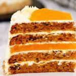 Морковена торта без брашно
