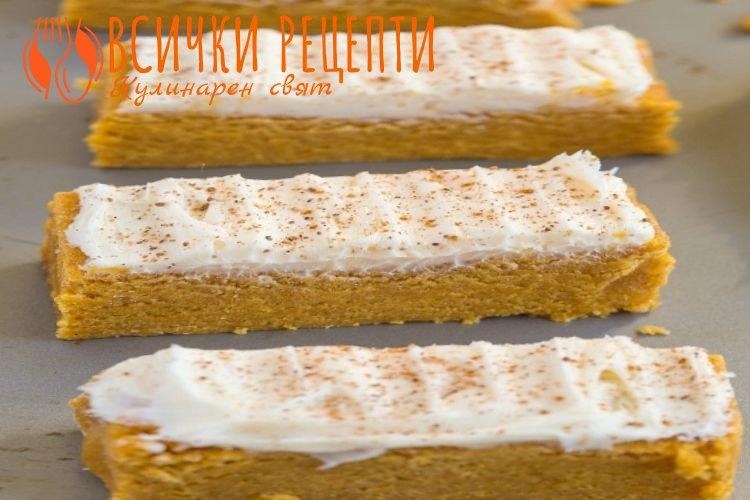 Морковена торта без печене