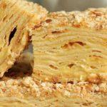 Оригинална рецепта за торта Наполеон