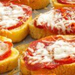 Пица от филии хляб