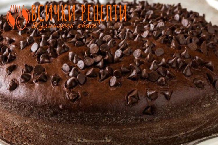 Шоколадов сладкиш без яйца