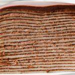 Сладка палачинкова торта с Маскарпоне