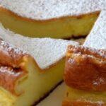 Сладкиш с прясно мляко без яйца