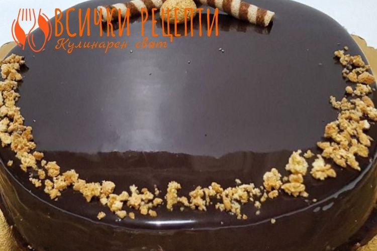 Торта Гараш класическа рецепта