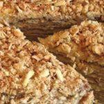 Торта Наполеон с готови блатове