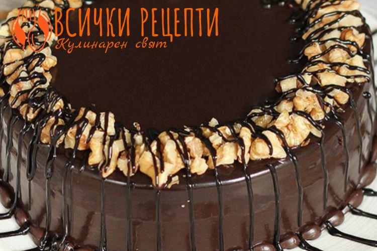 Торта Гараш оригинална рецепта