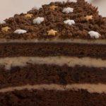 Торта с Маскарпоне и шоколад