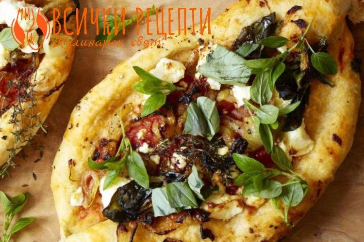 Турска пица пиде