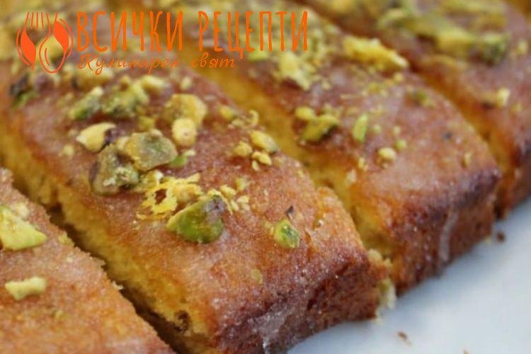 Арабски сиропиран сладкиш