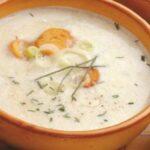 Пилешка супа рецепта със застройка