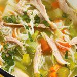 Tрадиционна пилешка супа