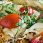 Блат за пица от карфиол