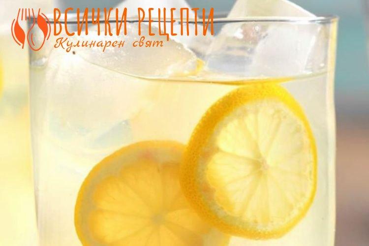 Домашна лимонада рецепта